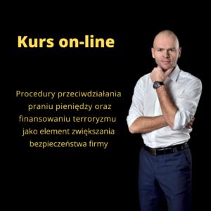 przeciwdziałanie praniu pieniędzy - kurs online